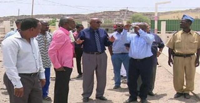 Dikhil et Ali-Sabieh – Le SEJS visite les infrastructures sportives du Sud